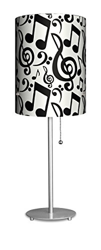 (Lampables Music Collection (Music Notation) - Table Desk lamp )