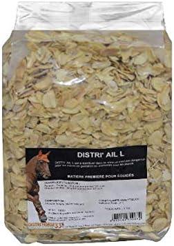 Distri'Ail - Bolsa de 1 kg – Ail en láminas Caballos