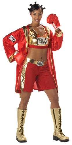 Everlast Boxer Chick Sexy Contender