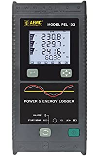 1mV//A Output signal 8 Sensor Diameter 24 Sensor Length 30000amps Current Range AEMC 2112.88 AmpFlex Flexible Current Probes