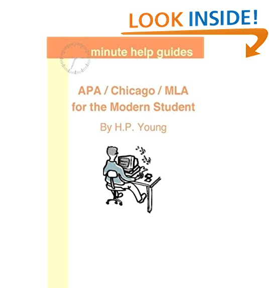 Apa style guide amazon apa chicago mla for the modern student a practical guide for citing internet and book resources ccuart Image collections