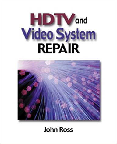 Book HDTV and Video Systems Repair