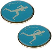 Soccer Football Referee Toss Coin, Set of 2 Durable and Useful Practical and clever