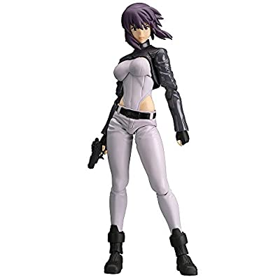Max Factory Ghost in The Shell - Stand Alone Complex: Motoko Kusanagi Figma Figure: Toys & Games
