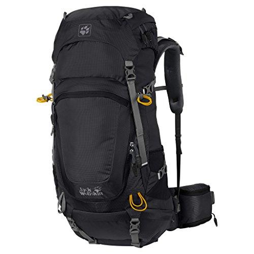 Jack Wolfskin Daypacks & Bags Highland Trail 48 Mochila 74 cm negro