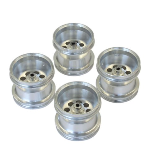 (Alloy Wheels (monster type / 4 input / Minute buggy) (japan import))