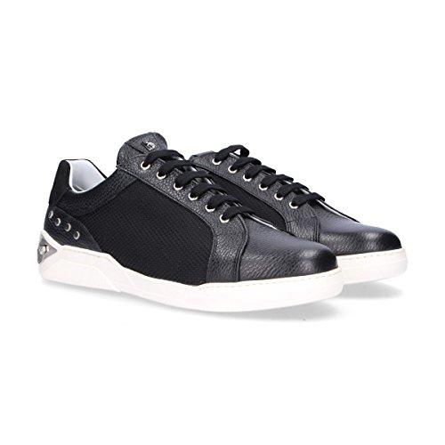 Roberto Botticelli Sneakers Uomo Lu35705699 Pelle Nero