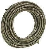 Southwire 55282101 Dataflex Flexible Metal Conduit, 1/2 in, 100 Ft. Coil