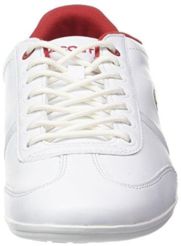 Sport Baskets Lacoste 1 Misano Basses Wht Homme 317 Blanc Bqqga5Ix