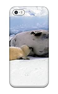 Faddish Phone Seap Pup Case For Iphone 5/5s / Perfect Case Cover