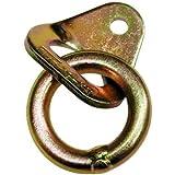 TECKROCK - CLIMBING PLAQUETA FIXE-2 ANILLA D10mm