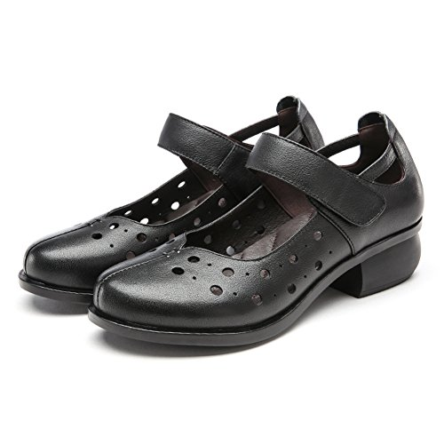 Sandalia/Cuero grueso corte zapatos/ Sandalias/ sandalias antideslizantes en el verano B