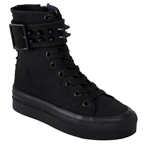 Baskets Killstar pour One Femme Noir Size Noir T6qHng6wd4