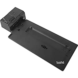 Lenovo Thinkpad Pro Docking Station (Usa) 40ah0135us For L480, L580, P52s, T480, T480s, T580, X280, X1 Carbon 6th Generation