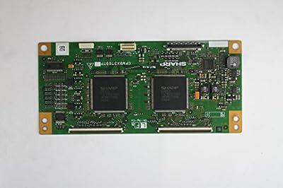 """37"""" LC-37D62U, LC-37DW99U CPWBX3709TPXA T-Con Timing Control Board Unit"""