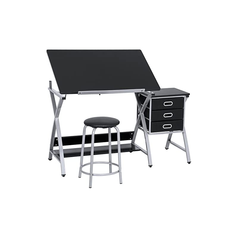 Best Choice Products Office Drawing Desk