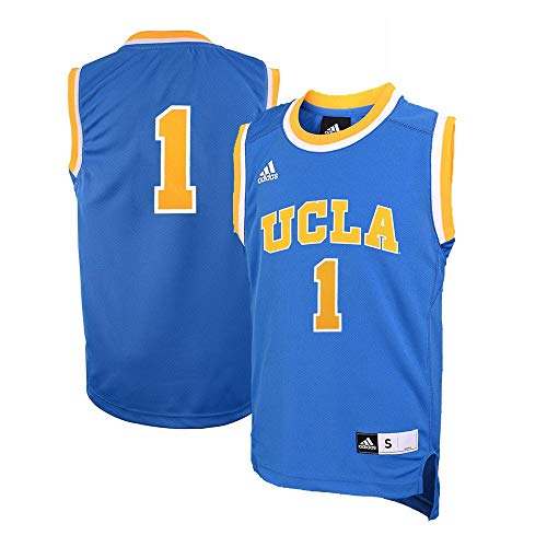adidas UCLA Bruins NCAA Light Blue Official #1 Road for sale  Delivered anywhere in USA