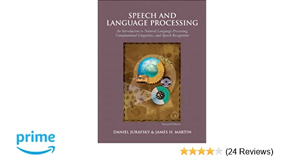 Speech And Language Processing 2nd Edition Pdf