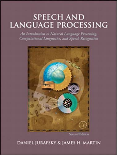 One textbook: Speech and Language Processing