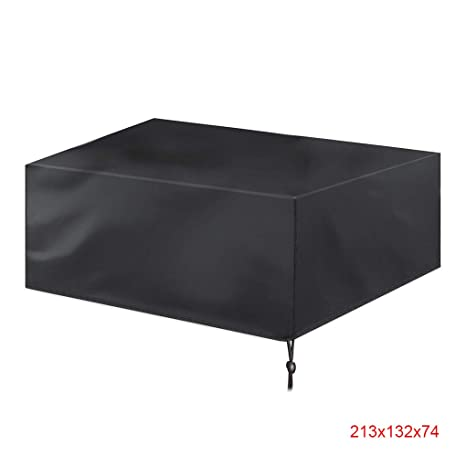 Dust Covers Patio Rain Dustproof Garden Sofa Furniture Cover Outdoor Waterproof Protection