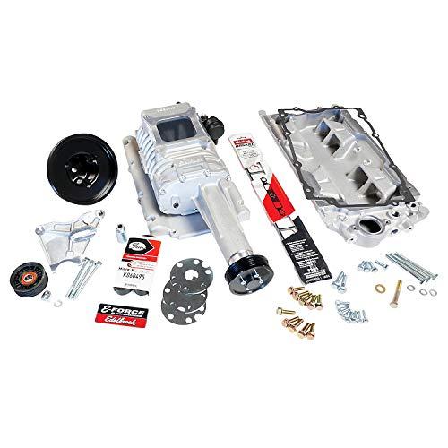 Edelbrock 1551 E-Force Street Legal Supercharger Kit