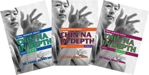 Chin Na in Depth (Chin Na Dvd)