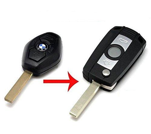 Kit di trasformazione Chiavi PLIP per BMW Serie 3 5 7 E39 E60 E61 E53 E83 X3 X5 E46 E38 Telecomando Pro-Plip