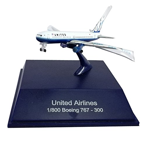 United Airlines Boeing 767 - 6