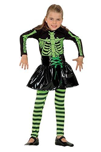 Unbekannt Aptafêtes - cs99295 - Disfraz Esqueleto para niña ...