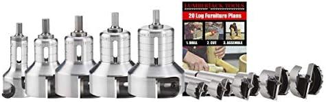 Lumberjack Tools 5-Piece Pro Series Professional Kit PSK5