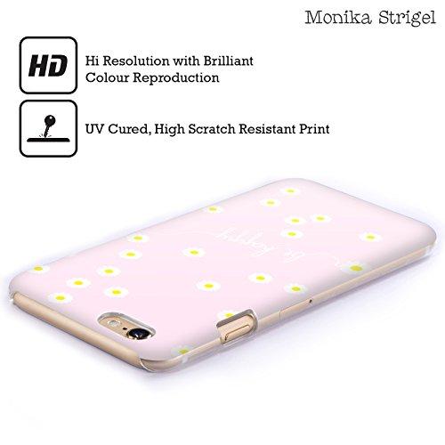Officiel Monika Strigel Rose Doux Pâquerette Heureuse Étui Coque D'Arrière Rigide Pour Apple iPhone 3G / 3GS