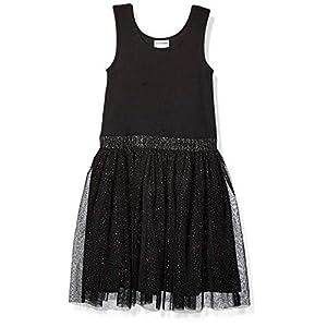 Best Epic Trends 41M9ifi-QeL._SS300_ Amazon Brand - Spotted Zebra Girls' Knit Sleeveless Tutu Dresses