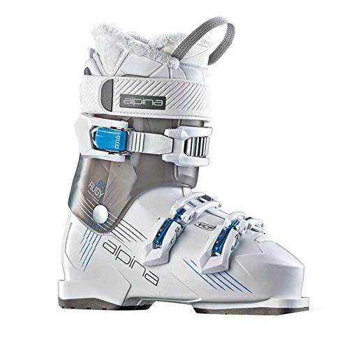 Alpina Women's Ruby 65 W/heat Ski Boots Sz 24.5