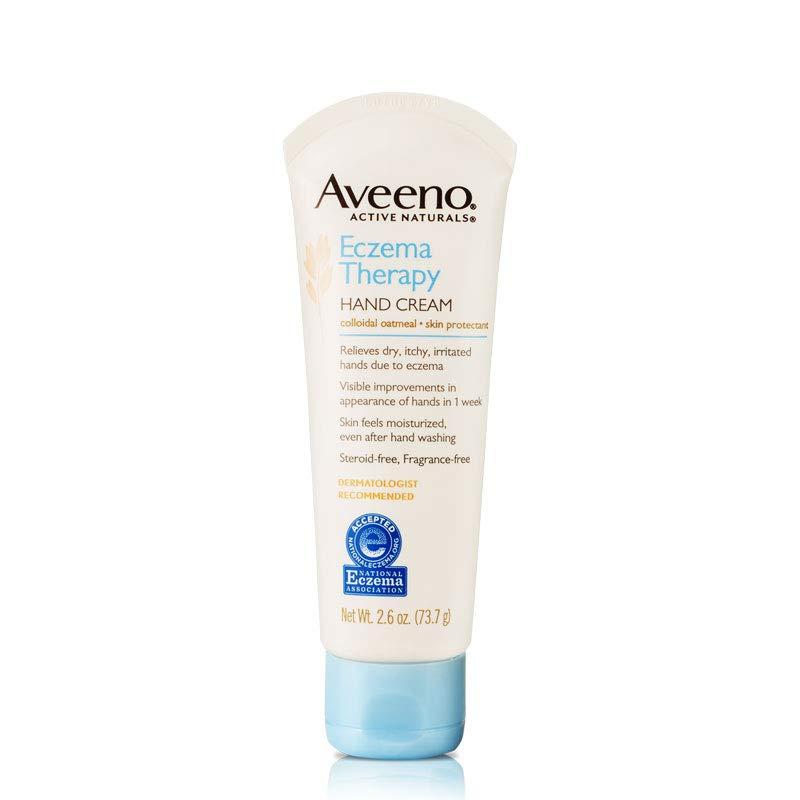 Aveeno Eczema Therapy Daily Moisturizing Cream For