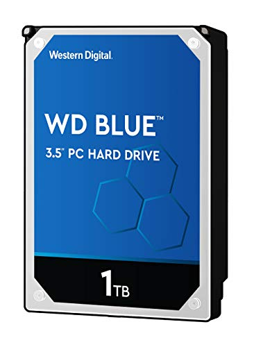 WD Blue 1TB SATA 6 Gb/s 7200 RPM...
