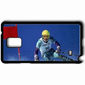 Personalized Samsung Note 4 Cell phone Case/Cover Skin 2341 1 Black