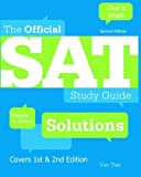 img - for The Official SAT Study Guide 2nd Edition Solutions by Van Tsai (2009-10-01) book / textbook / text book