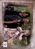 2016 Topps Walking Dead Season 5#76 Try Carol Peletier Daryl Dixon Rick Grimes