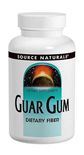 Guar Gum Powder Source Naturals, Inc. 16 oz Powder