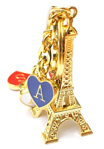 Holder Strasse Par Eiffel Metal Carta Tower Key Aker wCqnH5f6