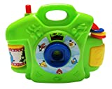 Very Attractive Projector Camera in Green Color for Kids, Different Type of Cartoons, Unique Gift for Kids (Boys & Girls Both)