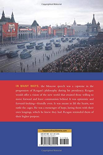Three Days in Moscow Young Readers' Edition: Ronald Reagan and the Fall of the Soviet Empire by HarperCollins (Image #1)