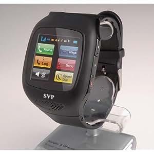 G13 Black GSM Quad-band Watch Phone ~ UNLOCKED ~