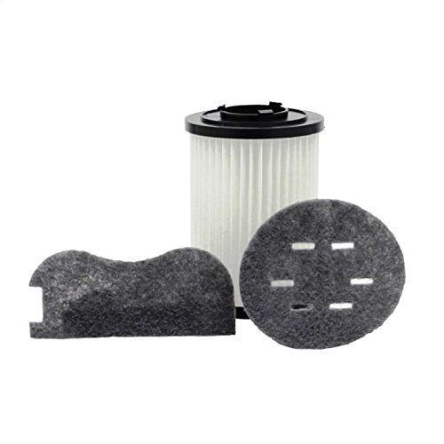 oreck canister vacuum filters - 3
