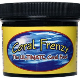 Coral Frenzy `The Ultimate Coral Food` 28g (Best Food For Zoanthids)
