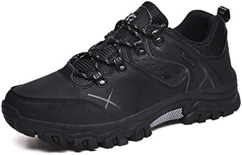 登山靴 トレッキングシューズ メンズ アウトドアシューズ ハイキング 山歩き 登山道 四季通用 防水 防滑 滑り止め 通気性 耐磨耗 衝撃吸収 歩きやすい 紐 レースアップ メンズ 大きいサイズ 厚い底