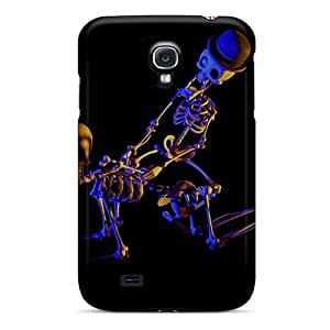 Shockproof Hard Phone Cover For Samsung Galaxy S4 With Allow Personal Design High-definition Breaking Benjamin Pictures MansourMurray