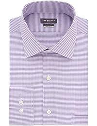 Mens Flex Collar Regular-Fit Stretch Dress Shirt...