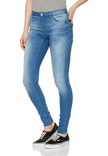 Blue Light Denim Denim light Donna Jeans Only Blu Skinny wxPfX0