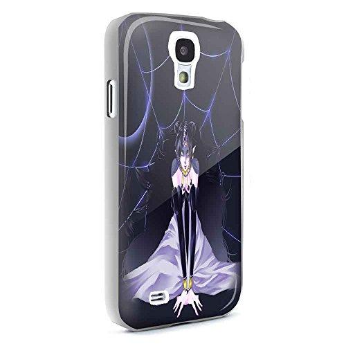 sailormoon spider For Samsung Galaxy S4 White Case (S4 Galaxy Case Spider)